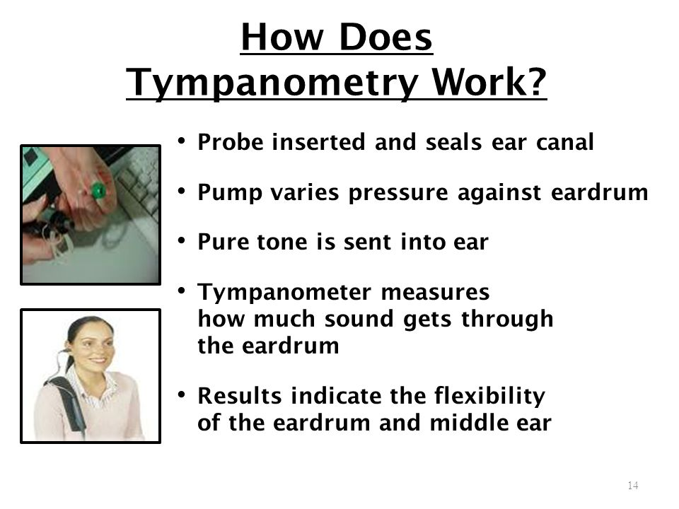 How Does Tympanometry Work
