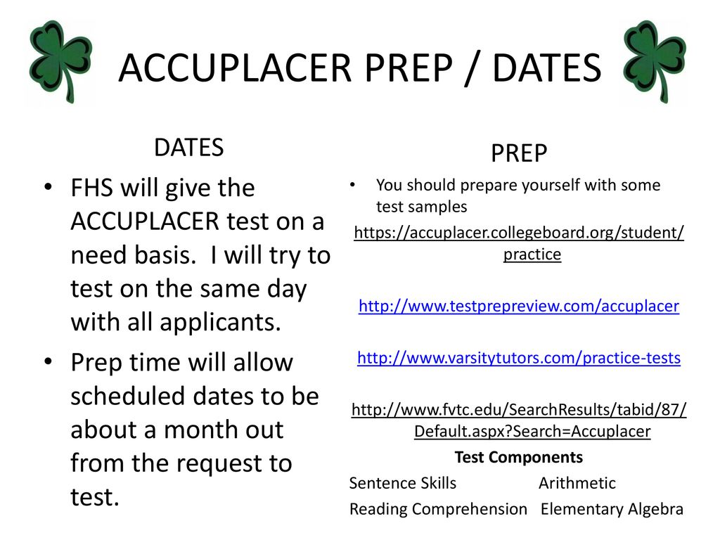 It is time to start preparing for the next step  - ppt download