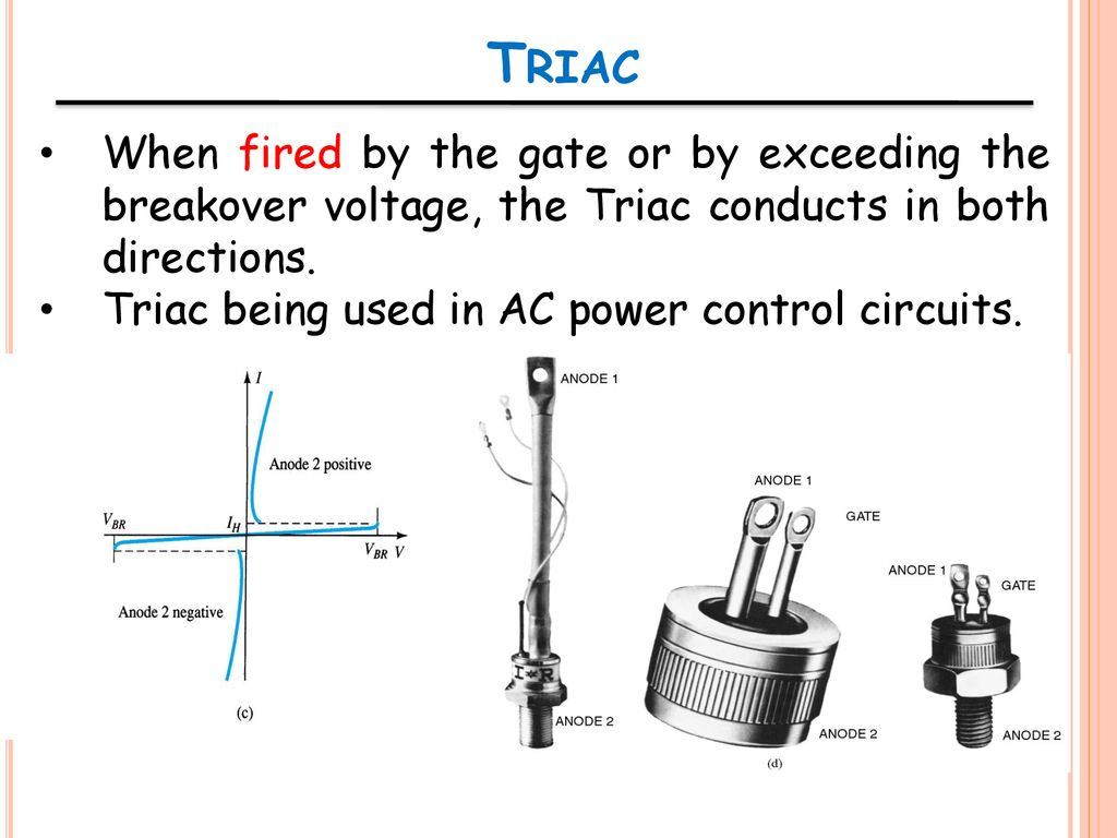 Triac Solidstate Relay Circuit For Ac Power Control Circuit Diagram