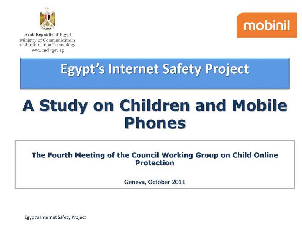 A Study on Children and Mobile Phones - ppt download