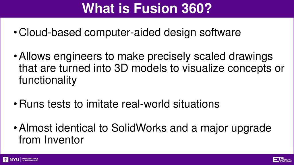 Fusion 360 Cloud