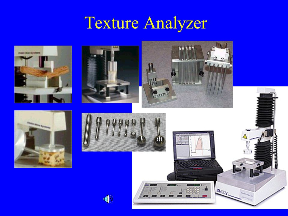 Texture Analyzer