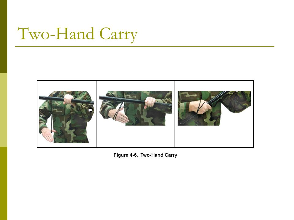 Two-Hand Carry