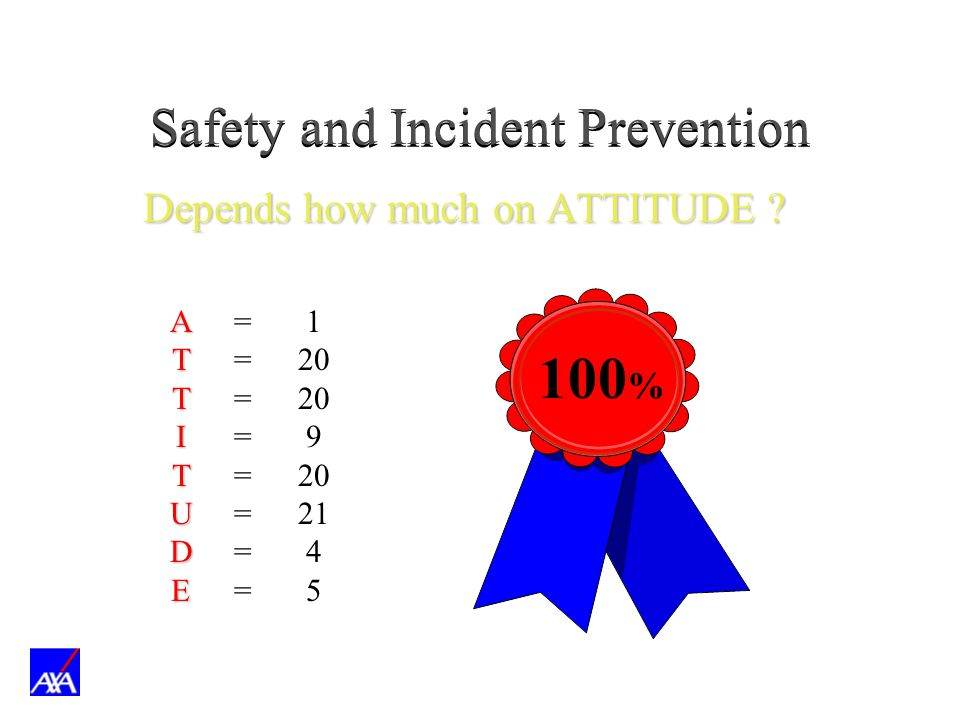 Safety and Incident Prevention