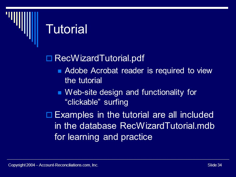 Tutorial RecWizardTutorial.pdf