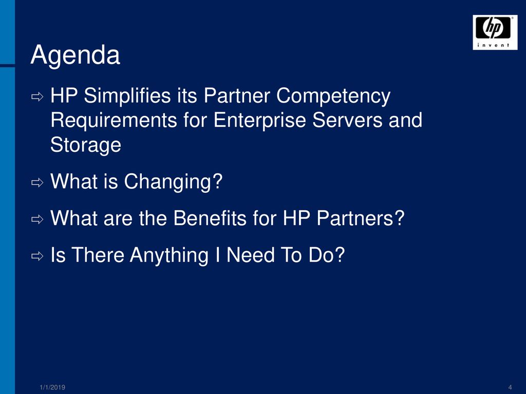 HP Certified Professional Program enhancements - What's new
