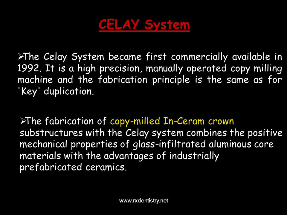 CELAY System
