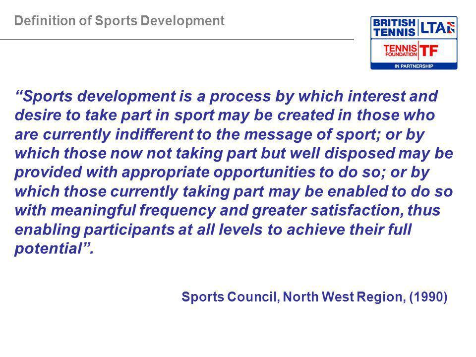 unit 6 sports development ppt download