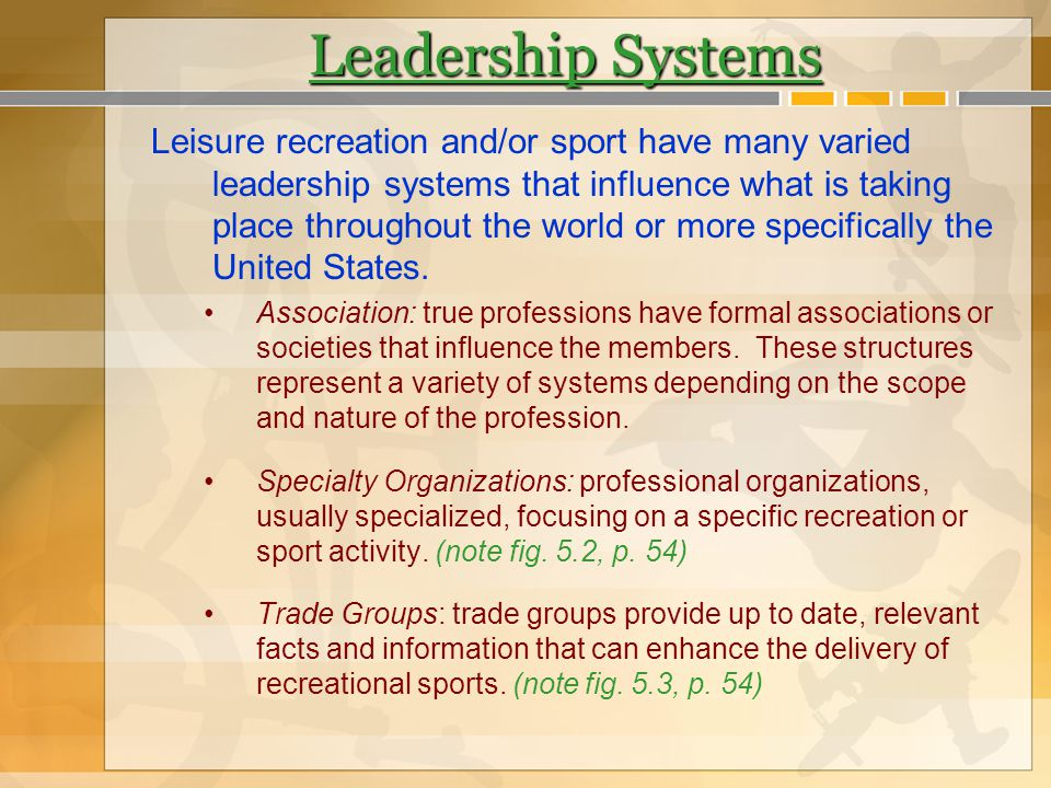 Leadership Systems