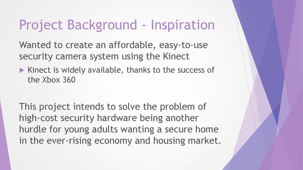 Agenda Introduction Project Background Accomplishments Budget - ppt