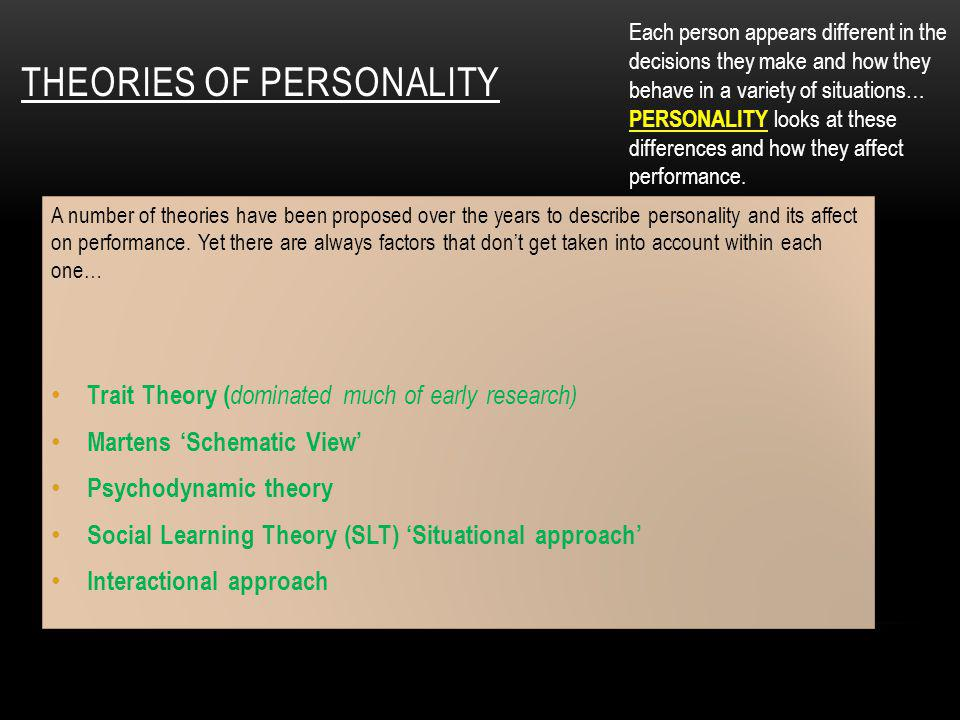 theory of personality Fall, 2012 syllabus for psychology 317: page 3 of 11 theories of personality fall, 2012 page 3 of 11 ψ pmps available through blackboard the week before they are due they should be completed.