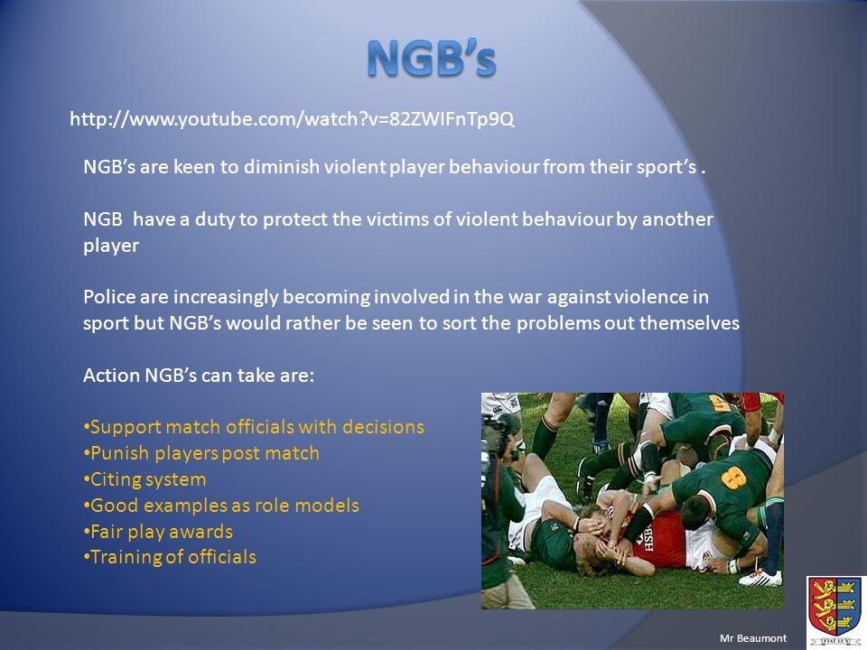 NGB's http://www.youtube.com/watch v=82ZWIFnTp9Q
