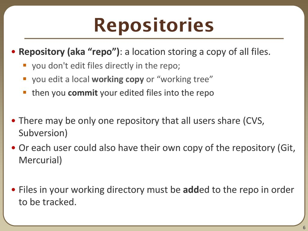 Version control with Git - ppt download