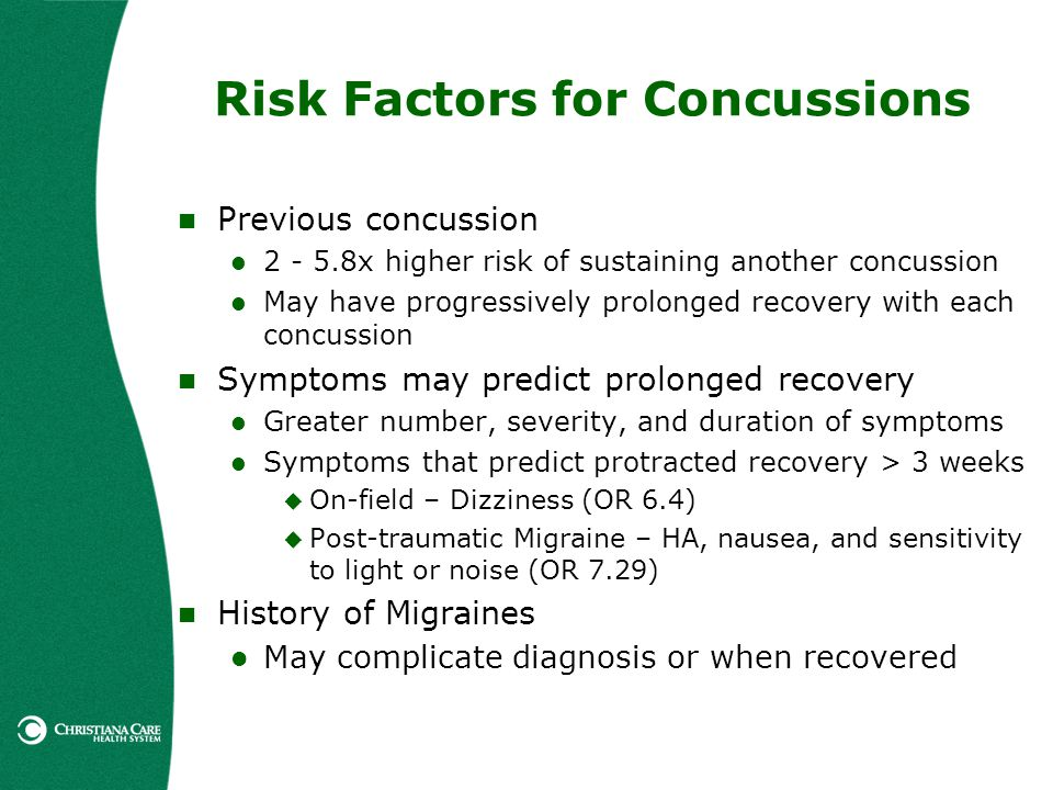 Sport-Related Concussion: An Overview and Update for the PCP