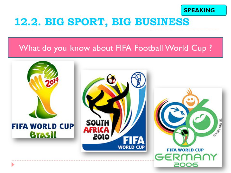 What do you know about FIFA Football World Cup