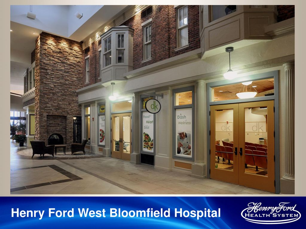 Henry Ford Health System Project Plans October 2nd, ppt download