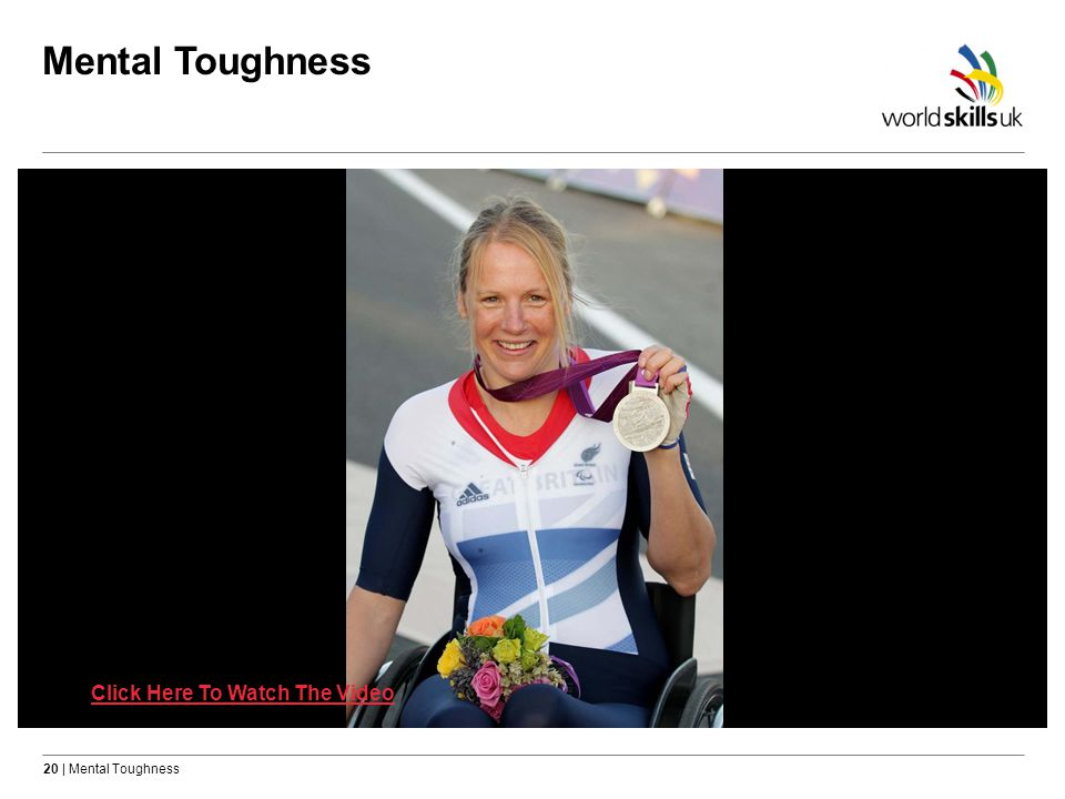 Mental Toughness Click Here To Watch The Video