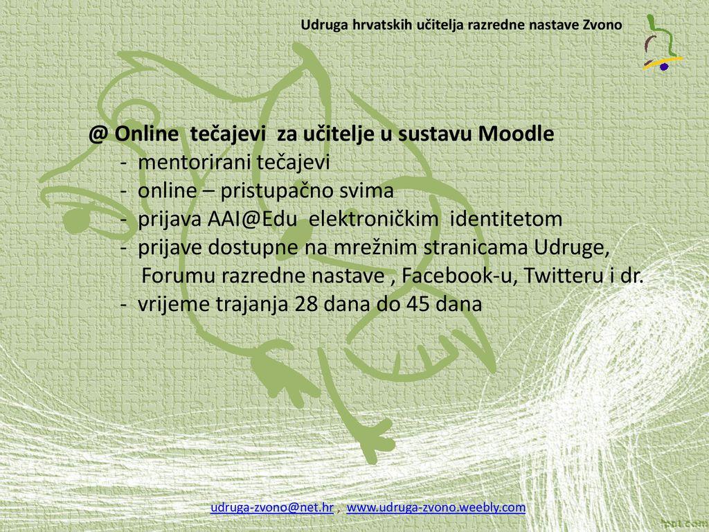 Powerpoint online upoznavanje