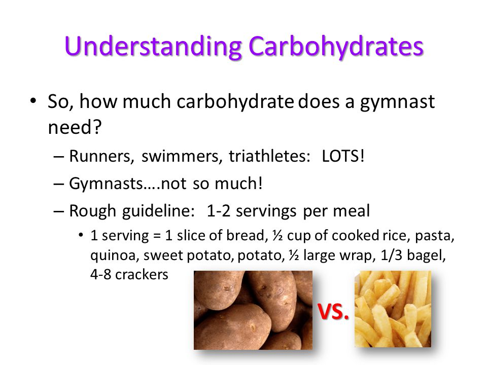 Understanding Carbohydrates
