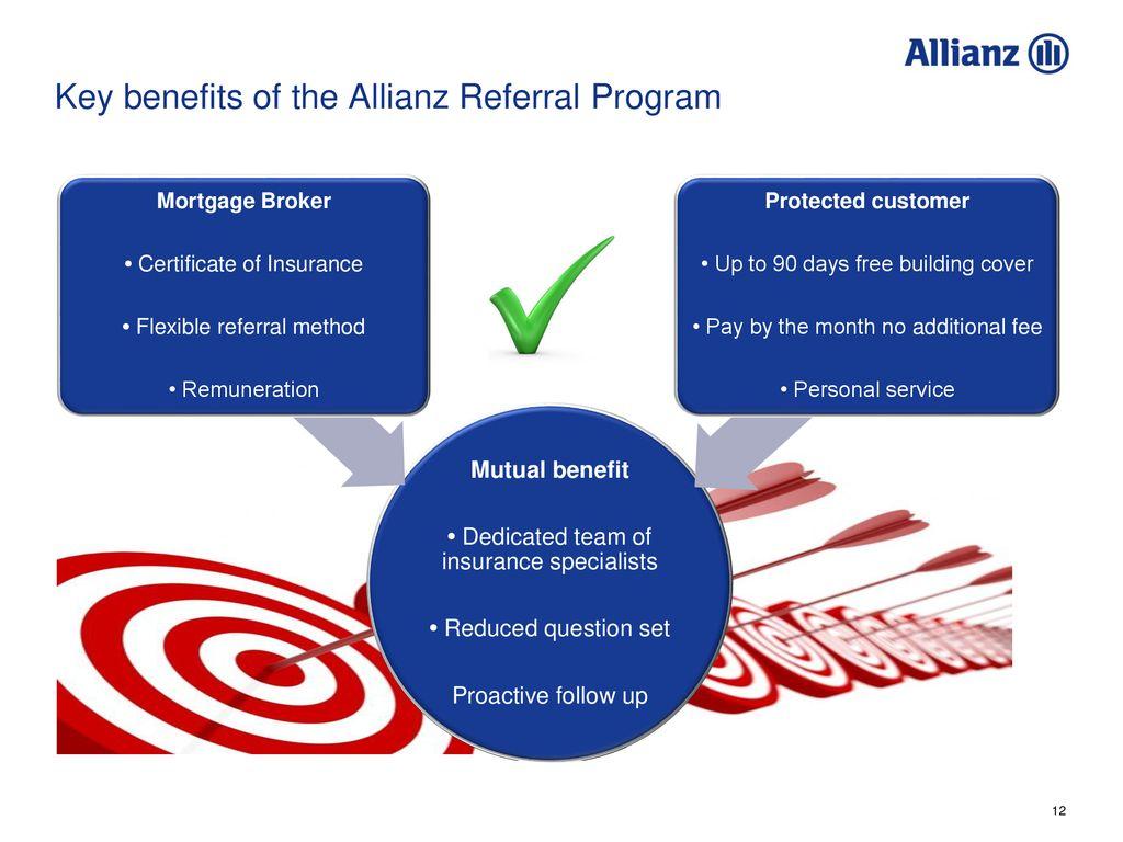 Allianz Referral Program Ppt Download