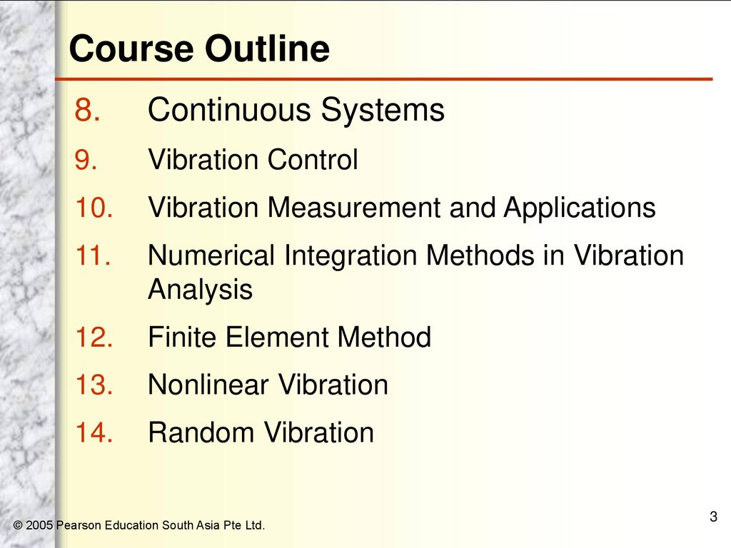 Chapter 1 Fundamentals of Vibration - ppt download