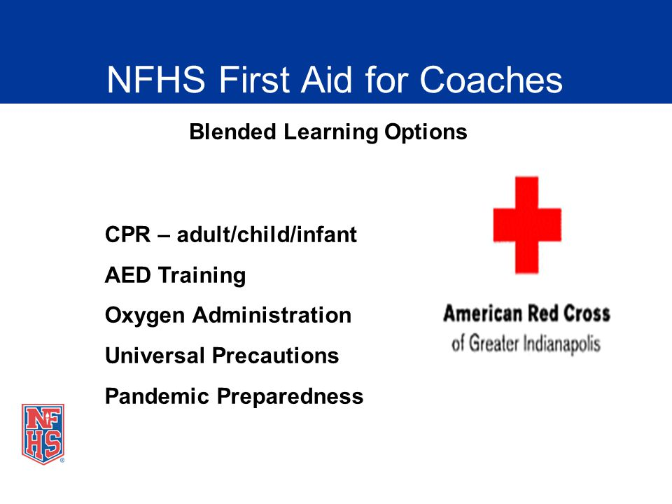 Nfhs fundamentals of coaching presentation ppt video online download nfhs first aid for coaches fandeluxe Images