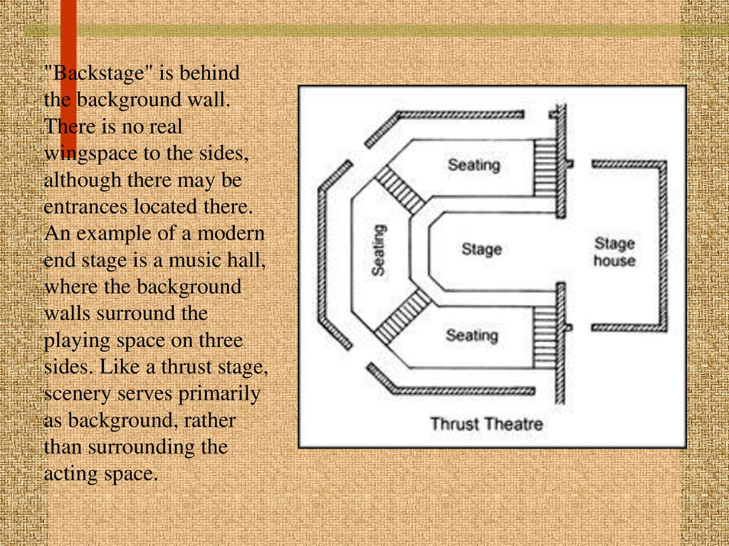 Types of Theater & Theater jobs  - ppt download
