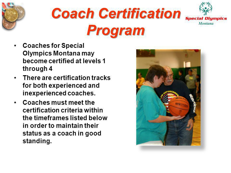 General Orientation Level I Coaching Certification Ppt Video