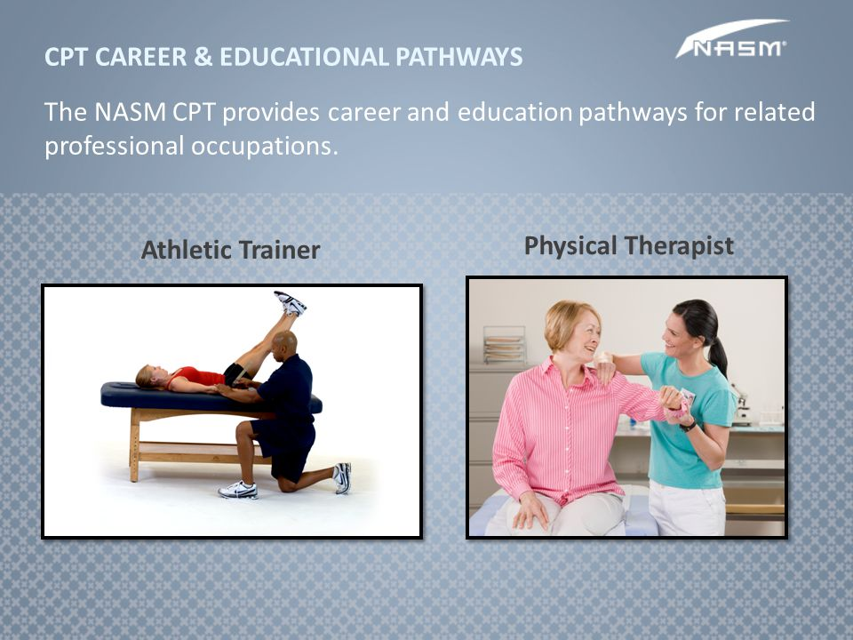 CPT CAREER & EDUCATIONAL PATHWAYS