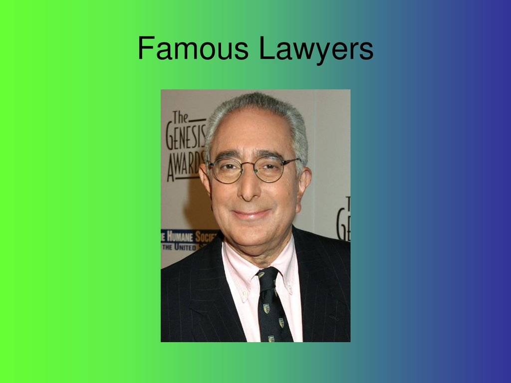 LAWYERS CHAPTER ppt download