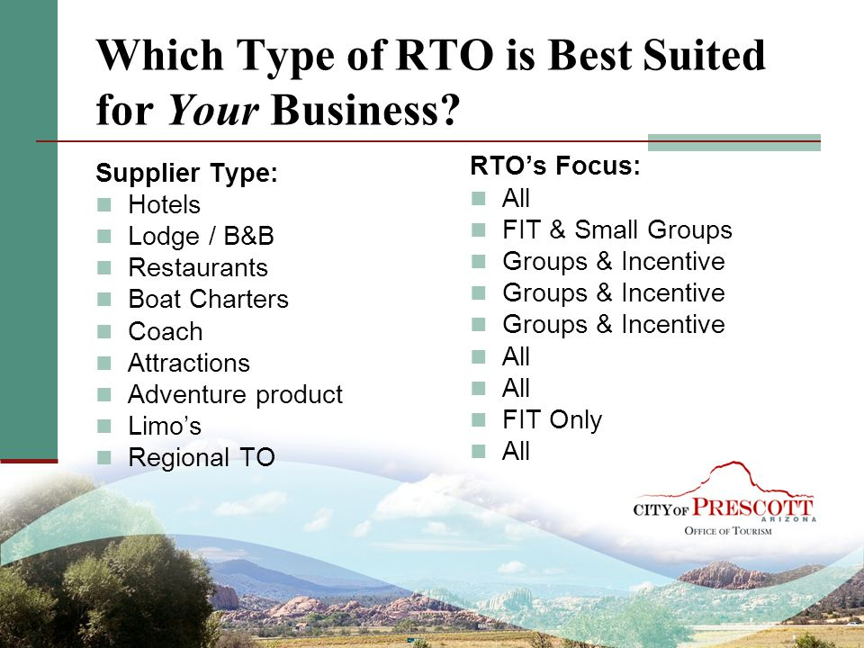 Which Type of RTO is Best Suited for Your Business