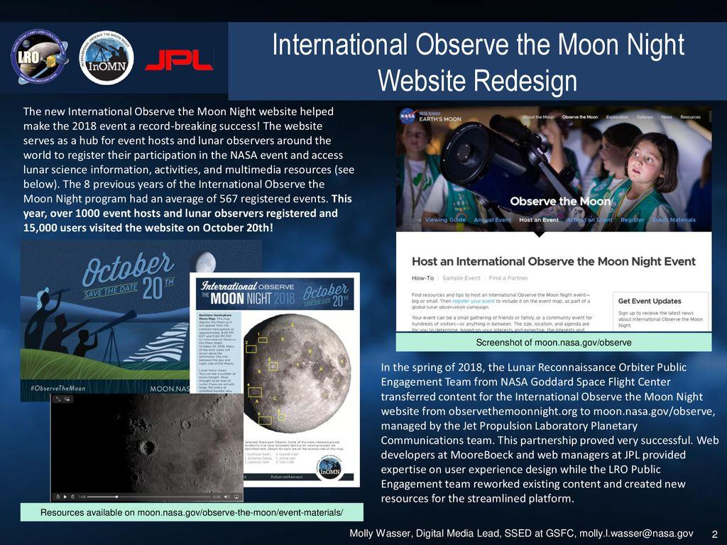 Solar System Exploration Division, GSFC - ppt download