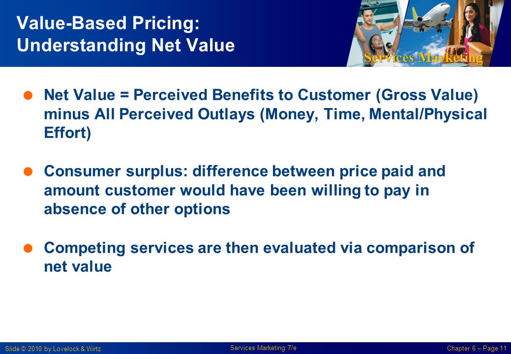 Value-Based Pricing: Understanding Net Value