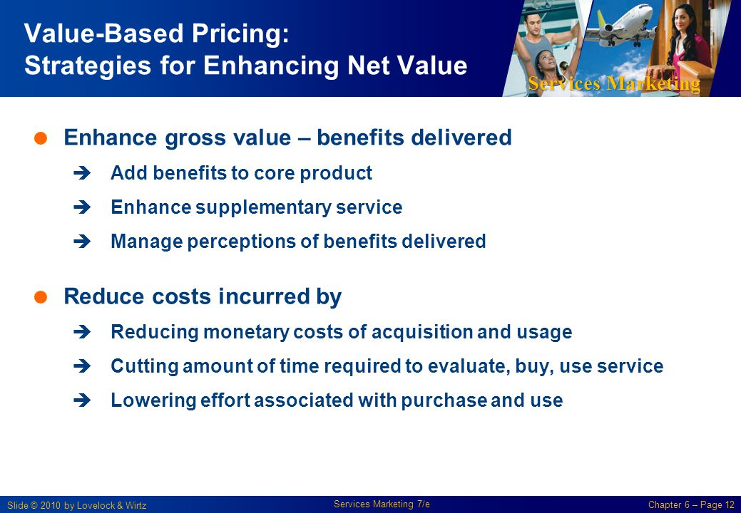 Value-Based Pricing: Strategies for Enhancing Net Value