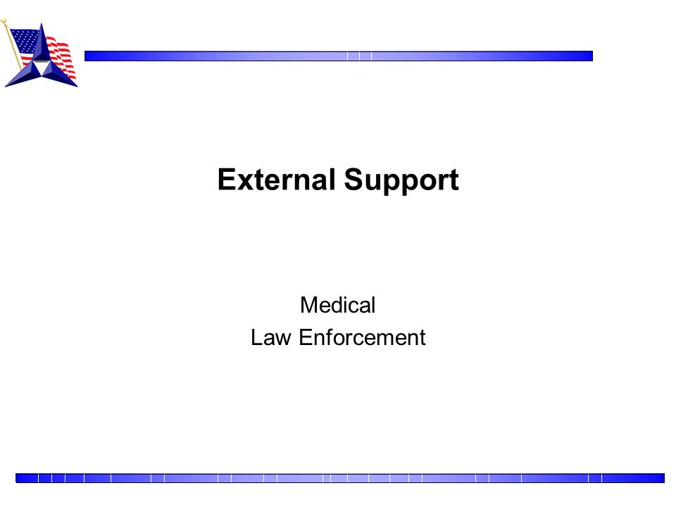 Medical Law Enforcement