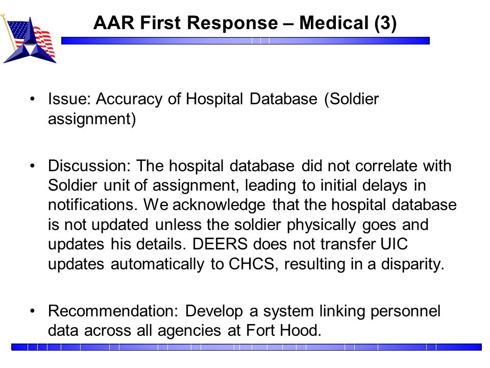 AAR First Response – Medical (3)