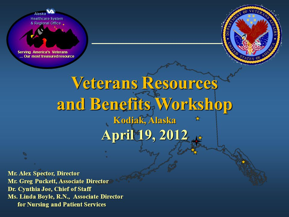 Veterans Resources and Benefits Workshop