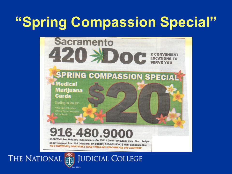 Spring Compassion Special