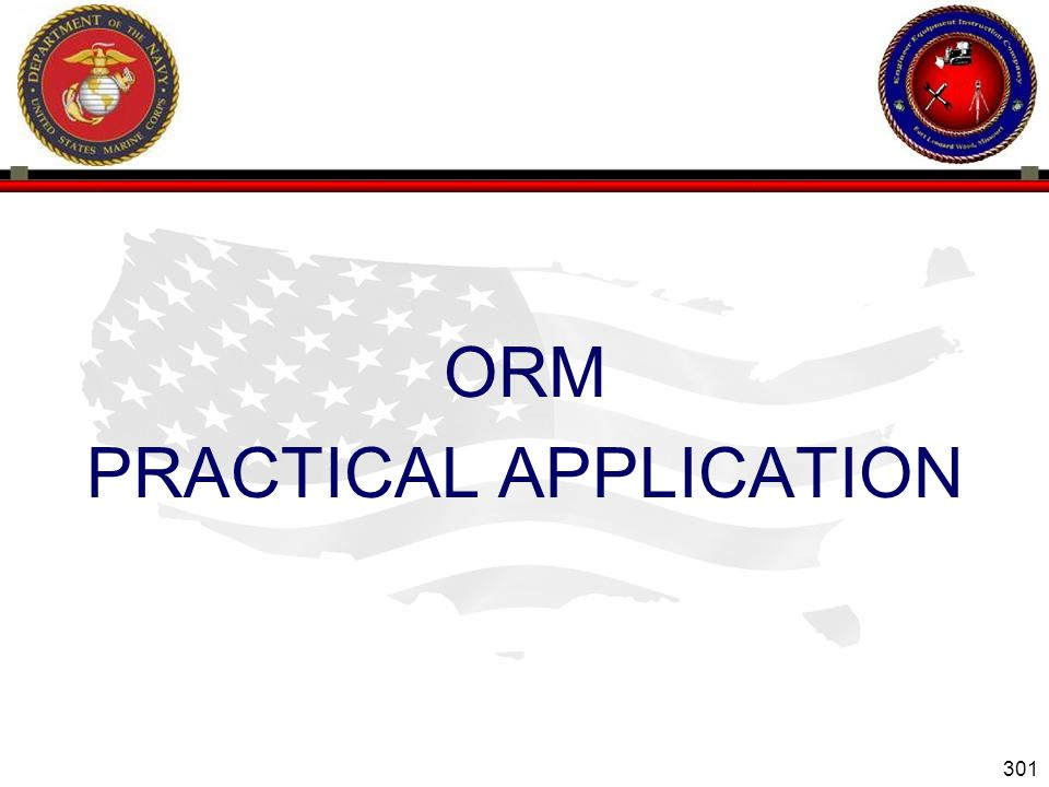 ORM PRACTICAL APPLICATION