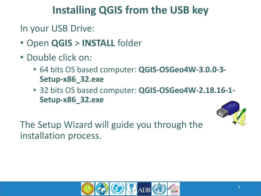 Session 7 - Installing QGIS ppt download