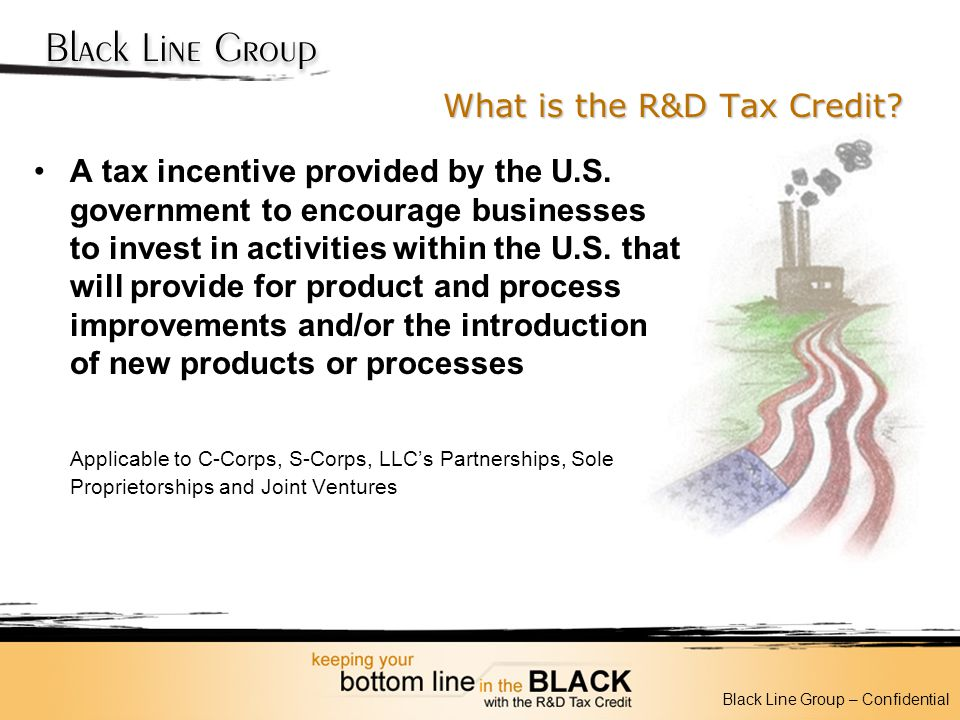 What is the R&D Tax Credit