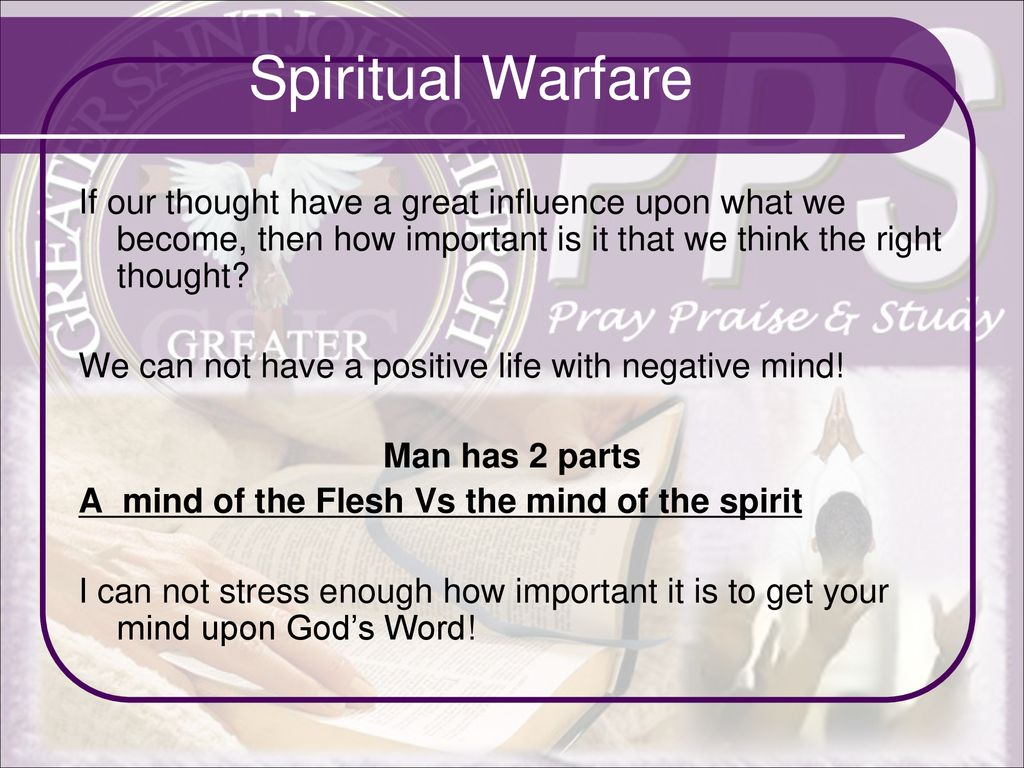 Battlefield Of The Mind - ppt download