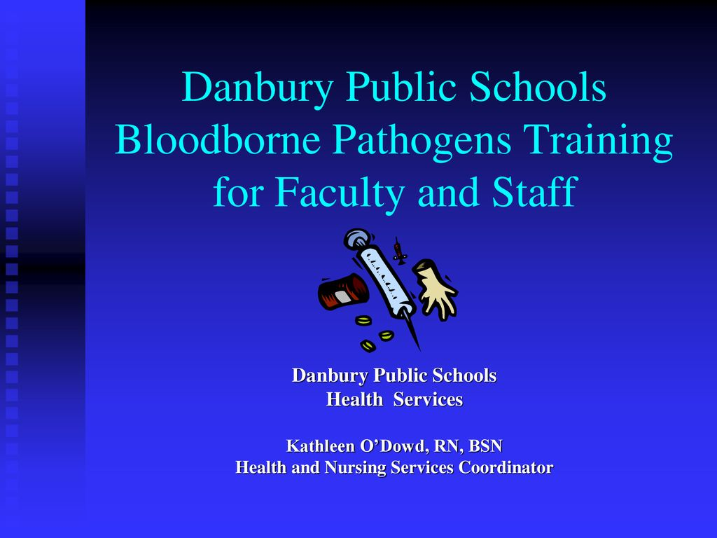 Danbury Public Schools Health and Nursing Services