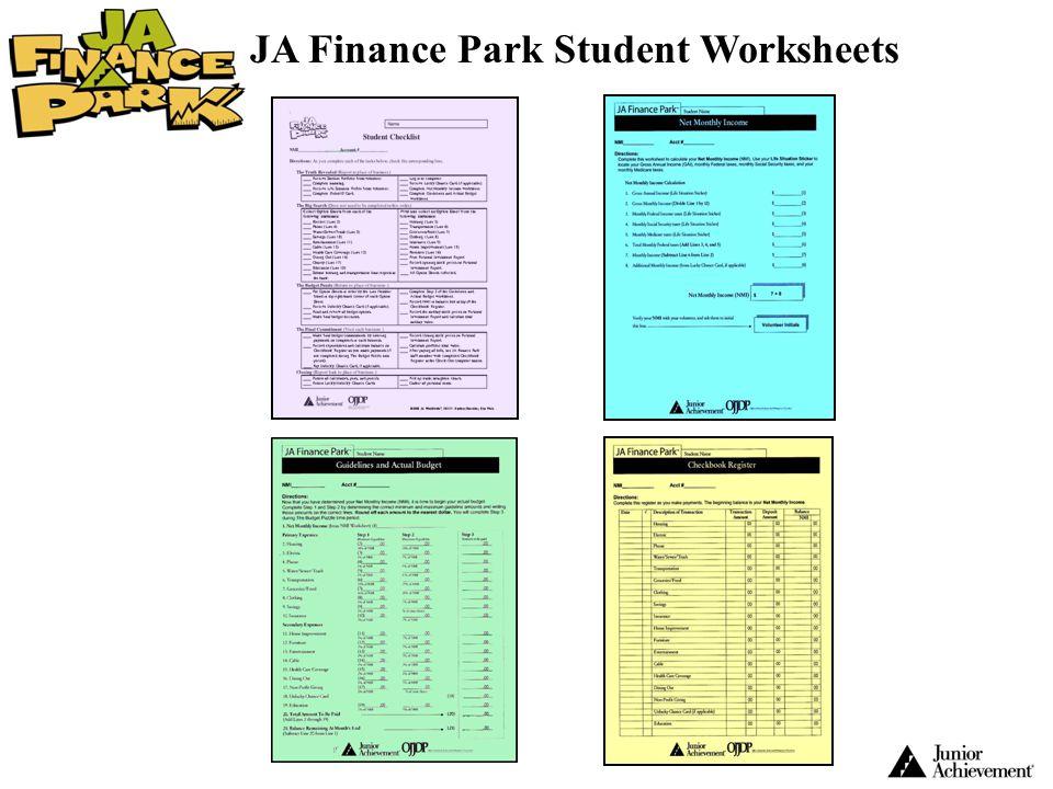 welcome to ja finance park ppt download rh slideplayer com JA BizTown Ja Finance Park New Jersey