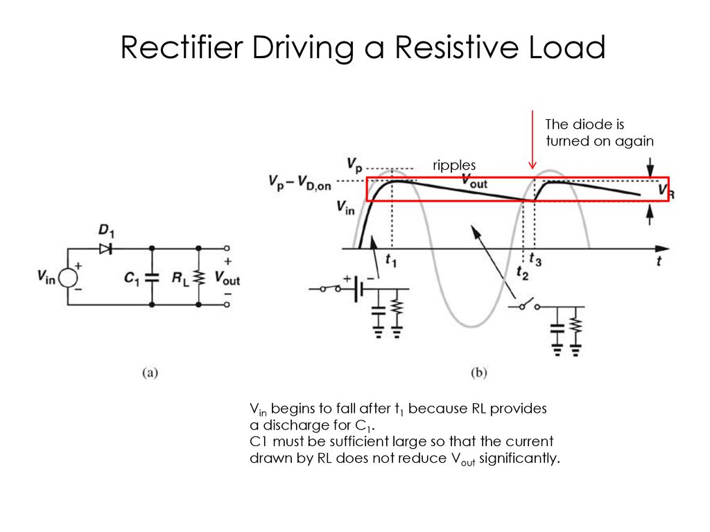 Diode Circuits  - ppt download