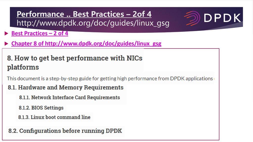DPDK Summit India Bangalore - ppt download