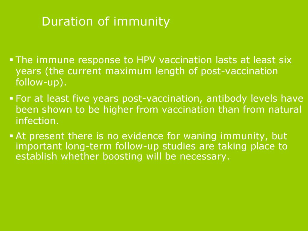 HPV Campaign Update 5th Welsh Immunisation Conference - ppt download