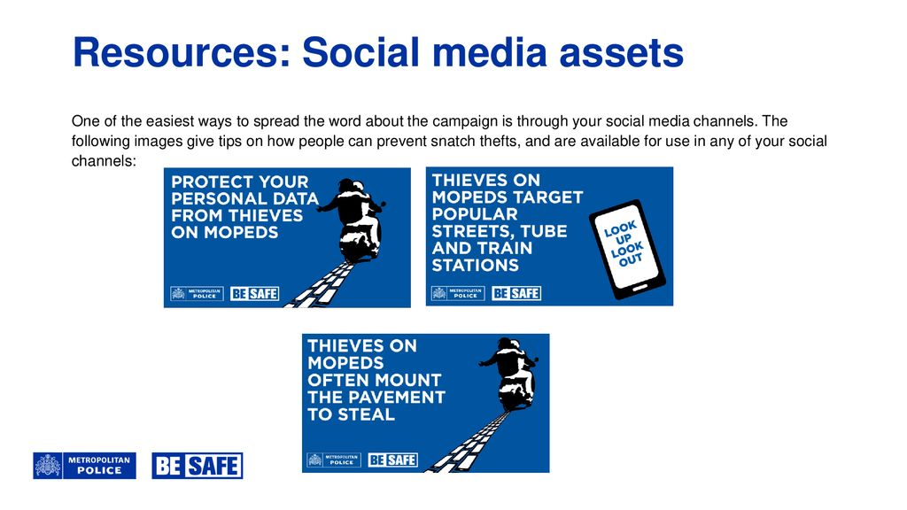 The 'Be Safe' Mobile Phone Theft Toolkit - ppt download