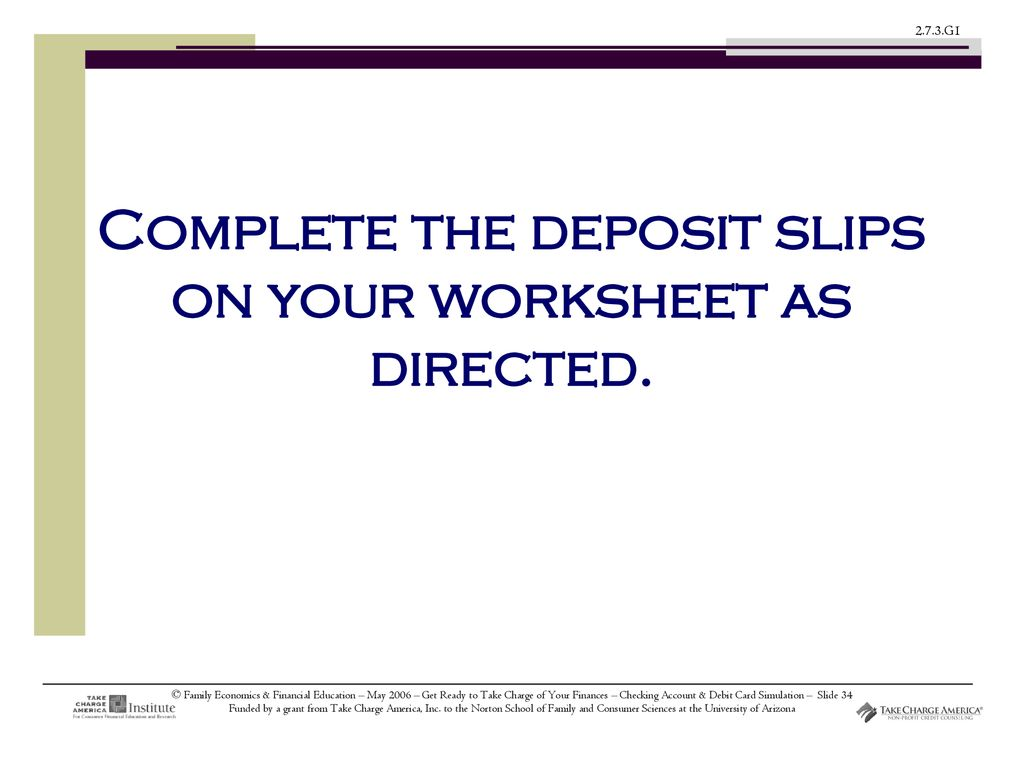 What Can You Do With Money - ppt download