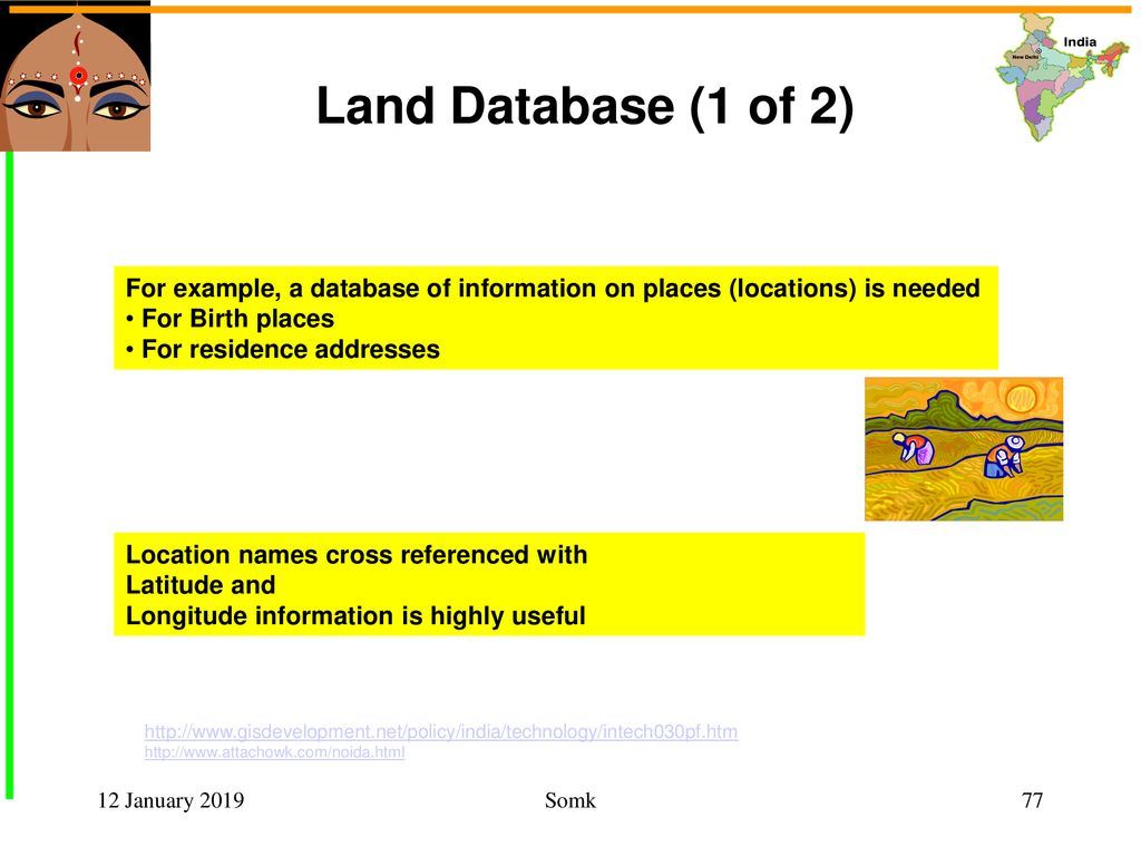 Identification Numbering Scheme and System - ppt download